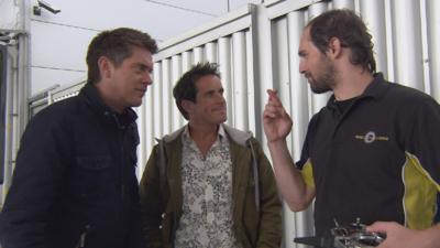 Absolute Genius with Dick & Dom - Can Dick and Dom go into hyperspeed?