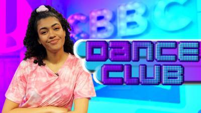 CBBC HQ - Alishea's Dance Club