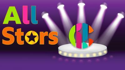 CBBC - CBBC All Stars Puzzles