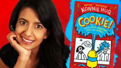 CBBC Book Club - Konnie Huq answered your questions!