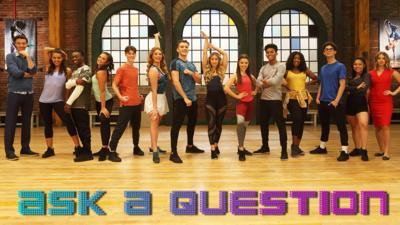 CBBC HQ - Ask The Next Step cast your question!