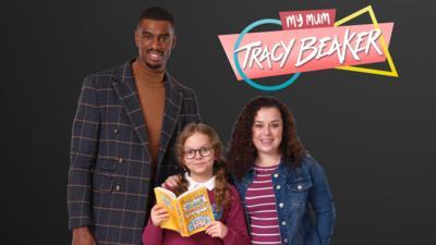 CBBC HQ - Tracy Beaker Superfan Quiz