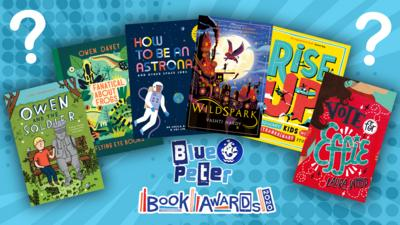 Blue Peter - Which Book Awards book suits you?