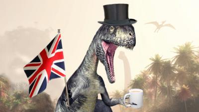Blue Peter - British Dinosaur Quiz