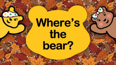 Blue Peter - Where's the bear?