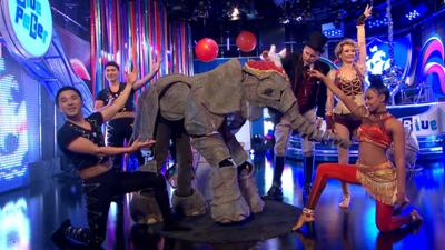 Blue Peter - Quiz: Which circus act are you?