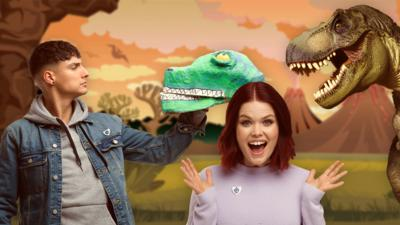 Blue Peter - Click and find: Dinosaurs