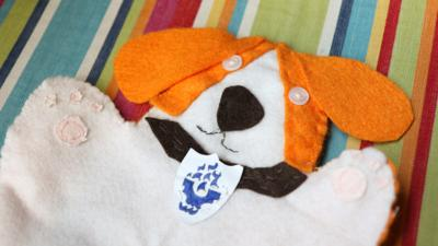 Blue Peter - Post of the Week: Henry puppet