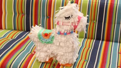 Blue Peter - Post of the Week: Llama piñata
