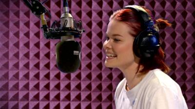 Blue Peter - Test your radio knowledge
