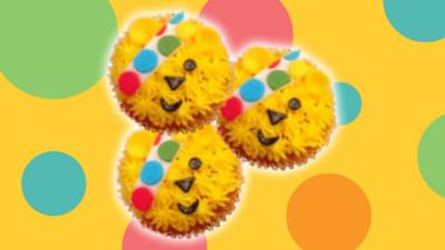 Blue Peter - Make Zesty Pudsey Cupcakes