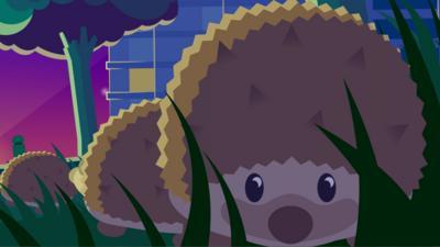 Blue Peter - Blue Peter's Hedgehog Wonderland