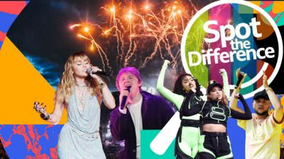 Radio 1 - Spot the Difference: R1's Big Weekend