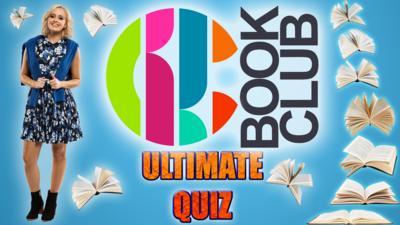 CBBC Book Club - The Book Club Ultimate Quiz
