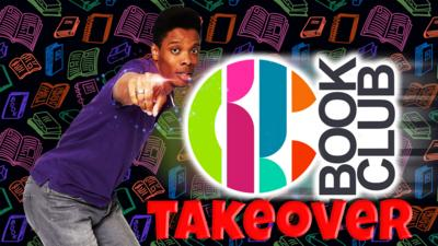 CBBC Book Club - Book Club Takeover