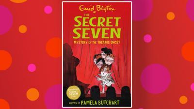 CBBC Book Club Secret 7 Book Of The Month July 2019