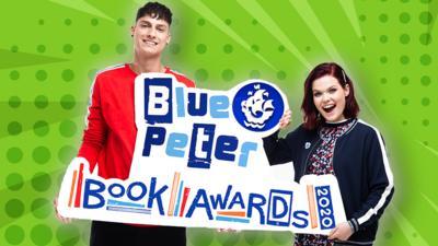 Blue Peter - Blue Peter Book Awards 2020