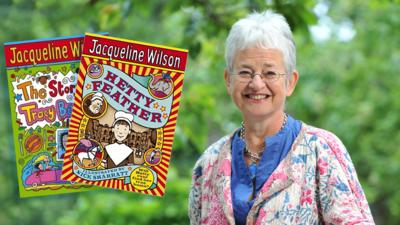 CBBC Book Club - Jacqueline Wilson answered your questions!