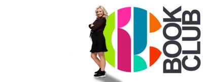 CBBC Book Club Promo Images with Katie and logo.