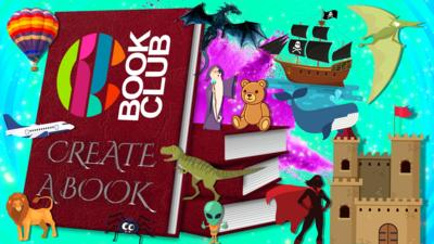 CBBC Book Club Main Image