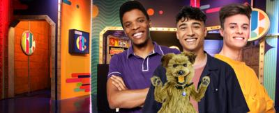 CBBC HQ Brand 2020 with Rhys, Hacker, Karim and Joe