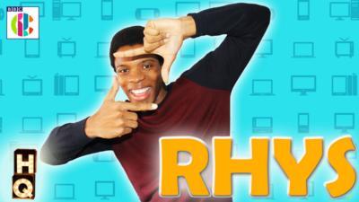 CBBC HQ - Rhys' Profile