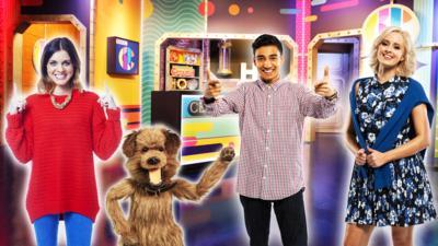 CBBC HQ - Quiz: Which CBBC HQ presenter are you?