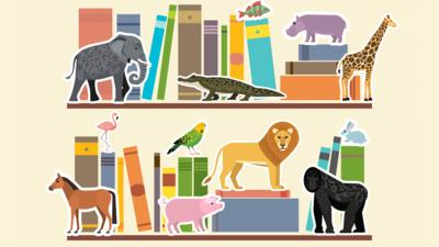 CBBC Book Club - Quiz: Animals in Books