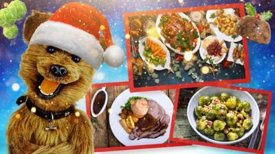 CBBC HQ - Christmas Dinner