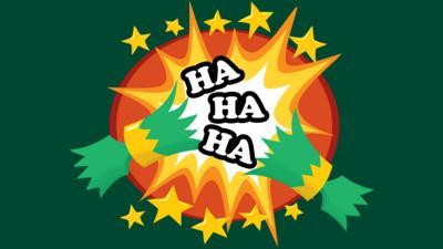 CBBC - Christmas Cracker Joke Generator