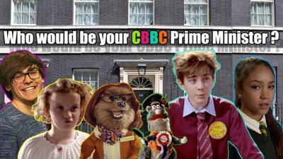 CBBC HQ - Vote Results: Your CBBC Prime Minister
