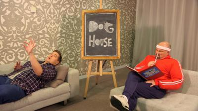 The Dog Ate My Homework - In the Doghouse