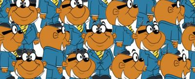 Many Penfold images from different angles.