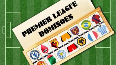 Match of the Day Kickabout - Premier League Dominoes