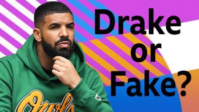 Radio 1 - Drake or Fake?