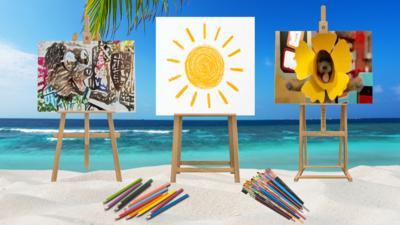 CBBC HQ - Summer Dream Scenes