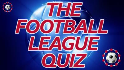 MOTD Kickabout - The Football League Quiz