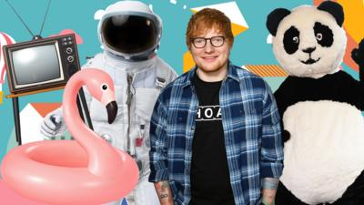 Radio 1 - What would your Ed Sheeran collab look like?