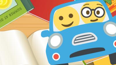 CBBC HQ - Quiz: Which emoji book is this?