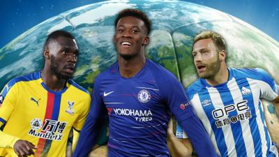 MOTD Kickabout - Euro 2020: Who do they play for?