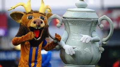 MOTD Kickabout - Quiz: FA Cup Mascots