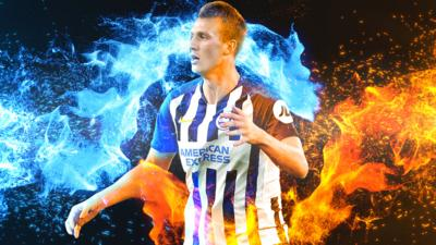 Match of the Day Kickabout - Fire or Ice? with Brighton's Dan Burn