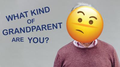 Blue Peter - What kind of grandparent would you be?