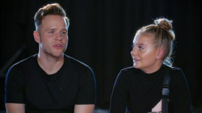 Got What It Takes? - Olly Murs sets Anna a distraction challenge