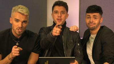 Got What It Takes? - Union J react to your videos