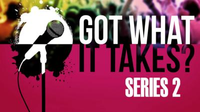 Got What It Takes? - Got What It Takes? Series 2