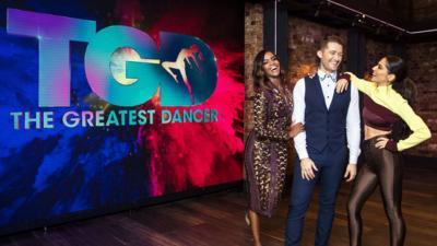 CBBC - Who's your Dance Captain?