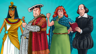 Horrible Histories - Which Horrible Histories character are you?