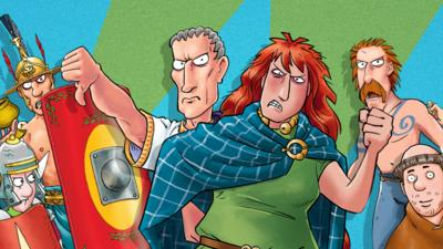 Horrible Histories - Horrible Histories: Romans vs Celts