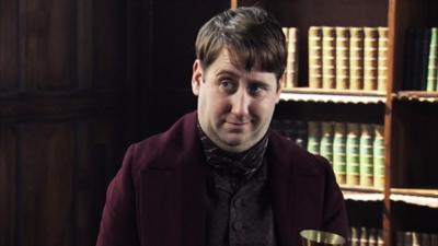 Horrible Histories - Thomas Edison invents 'hello'!